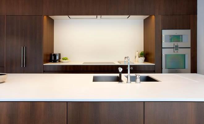 Gu a de materiales para la encimera de la cocina - Materiales de encimeras de cocina ...