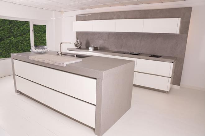 Gu a de materiales para la encimera de la cocina - Material encimera cocina ...