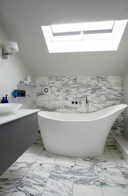 Tinas De Baño Tamanos:10 Consejos para aprovechar un baño pequeño