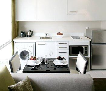 Como aprovechar al m ximo una cocina peque a for Como aprovechar una cocina pequena
