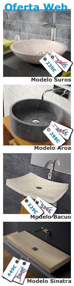 precio lavabos blog oferta