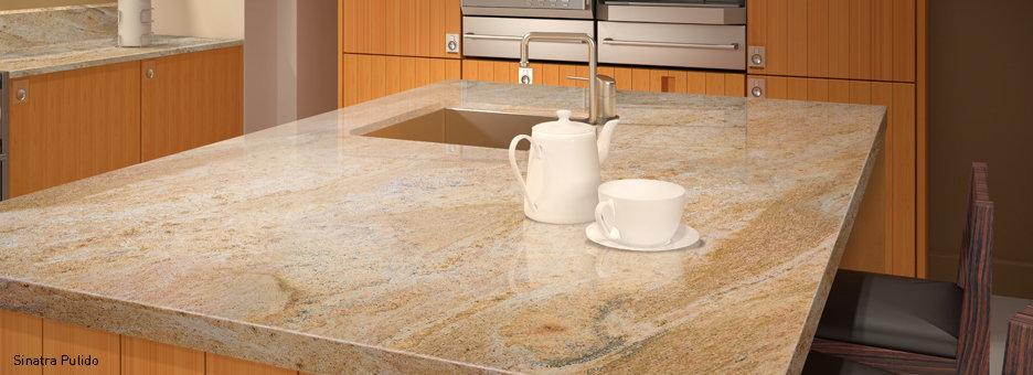 Galer a fotogr fica de encimeras de granito 3 - Encimeras de marmol para cocinas ...