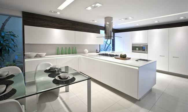 Ideas encimeras ba o de granito y silestone for Silestone o marmol para cocina